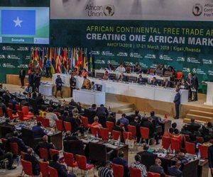 تعرف على قائمة مكاسب القارة السمراء من تنفيذ اتفاقية التجارة الحرة الإفريقية