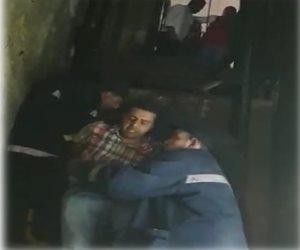 استجابة فورية .. فريق الإنقاذ بالحماية المدنية ينقذ 7 أشخاص تعطل بهم مصعد بشبرا