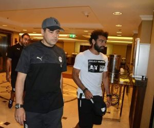 سر ارتداء محمد صلاح لقميص يحمل شعار مجلة «بلاي بوي» الإباحية (صورة)