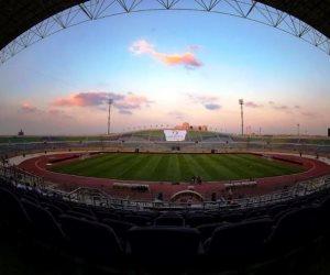 الأحدث في مصر.. ملعب الدفاع الجوي جاهز لاستقبال مباريات الأمم الإفريقية (فيديو)