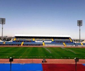 تحفة معمارية في بلد المقاومة.. ستاد السويس جاهز لاستقبال مباريات أمم إفريقيا (فيديو)