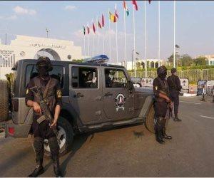 ادخلوها بسلام آمنين.. الشرطة في خدمة أمم أفريقيا (فيديو)
