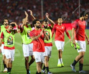 انطلاق مباراة مصر وزيمبابوي في افتتاح أمم أفريقيا 2019