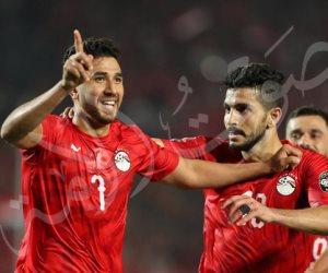 تريزيجيه يتقدم لمصر في افتتاح بطولة الأمم الأفريقية 2019 (فيديو)