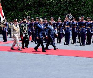 ننشر نص كلمة الرئيس السيسى في المؤتمر الصحفى مع رئيس جمهورية موزمبيق