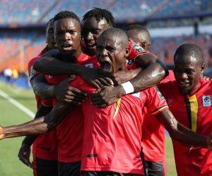 أمم أفريقيا.. أوغندا تنهي الشوط الأول في مباراتها مع الكونغو بهدف دون رد
