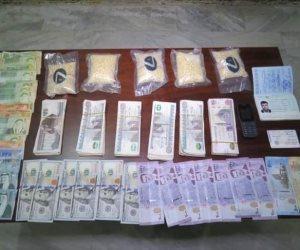 بقيمة 200 مليون جنيه.. «نسور الداخلية» تحبط تهريب 20 مليون قرص مخدر (صور)