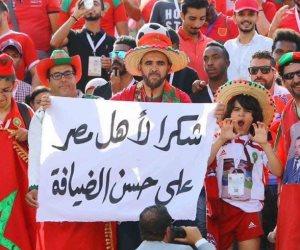 النيران الصديقة .. كلمة سر فوز المنتخب المغربي في أولى مباريات دور المجموعات أمم افريقيا 2019