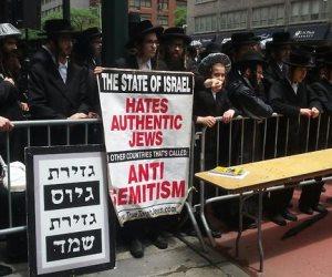 سر الحرب الخفية بين اليهود والساسة الإسرائيليين