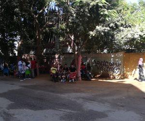 «نادي طلاب الشيشية» على أبواب لجان الثانوية (صور)