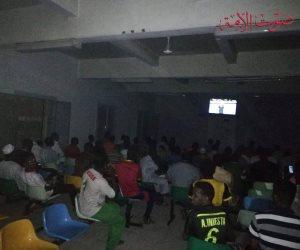 """طلاب وافدون بالأزهر لـ""""صوت الأمة"""": نشكر مصر على تنظيم كأس الأمم الأفريقية (صور)"""