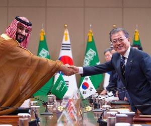 زيارة محمد بن سلمان إلى كوريا الجنوبية.. علاقات تاريخية وشراكة استراتيجية