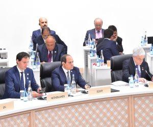 نشاط الرئيس السيسي في ثالث أيام زيارته لليابان لحضور قمة العشرين (فيديو)