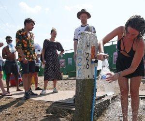 """مهرجان """"جلاستونبرى"""" الموسيقى الشهير خطوة هامة لدعم البيئة"""