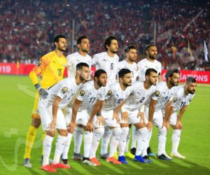 بهدفى صلاح والمحمدى.. المنتخب المصري يتقدم على الكونغو بهدفين