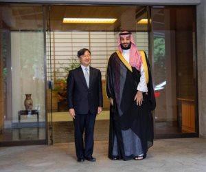 كيف يرى السعوديون استقبال إمبراطور اليابان لمحمد بن سلمان؟