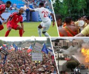 جولة في صحف العالم.. البرازيل تصعق الأرجنتين 2-0 وتتأهل لنهائى كوبا أمريكا