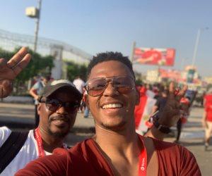 مازولا موليفي.. قصة صحفي جنوب إفريقي وقع في حب مصر (صور)