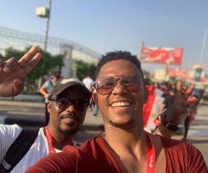 """خاص.. صحفي جنوب إفريقي يتوقع نتيجة مباراة مصر و""""بافانا بافانا"""""""