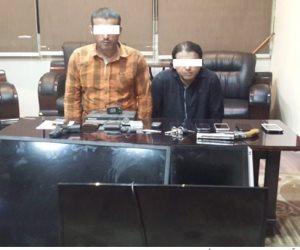 القبض على المتهمين بسرقة مكتب محامي وقتله في شبرا الخيمة