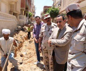 «شوشة»:شمال سيناء تشهد طفرة كبيرة في مشروعات مياه الشرب (صور وفيديو)