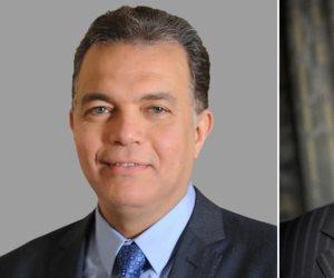 """هشام عرفات  رئيسا لـ"""" عامر جروب """" خلفا لمنصور عامر"""