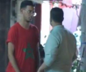 إن جبت سيرة الجدعنة.. شاهد ماذا فعل المصريون مع مشجع مغربي ضاعت منه أوراقه ونقوده؟