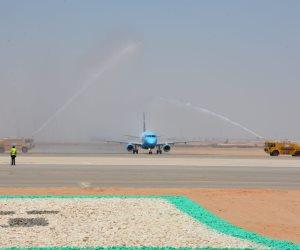هنا مطار العاصمة الإدارية الجديدة.. رئة وطنية جديدة تضع الطيران المصري بين الكبار