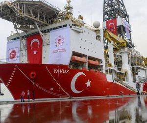 لماذا يصمت العالم عن حرامي الغاز؟.. سفينة تركية أخرى تتمركز قبالة قبرص