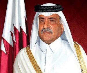 مخطط تدمير الهوية بدأ من هنا.. مستشار الأمير القطري دون خجل: «أنا لا أؤمن بفلسطين»