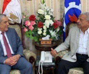 سفير الجزائر بالقاهرة يشكر أهالي السويس: أنتم أهلنا