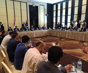 انطلاق اجتماع اللجنة الوطنية المعنية بليبيا مع أعضاء مجلس النواب الليبي