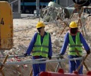 تقرير ألماني يفضح انتهاكات قطر لحقوق العمال في إنشاءات كأس العالم 2022