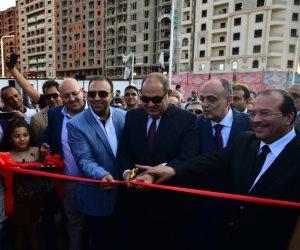 افتتاح شارع 306 بطنطا في حضور محافظ الغربية ورئيس جهاز المشروعات الصغيرة والمتوسطة