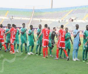 السنغال ضد تونس.. التعادل السلبى يحسم الشوط الأول من المباراة