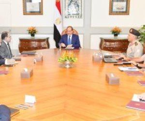الرئيس السيسى يوجه المسئولين بتقديم أفضل وأحدث الخدمات فى العاصمة الإدارية الجديدة
