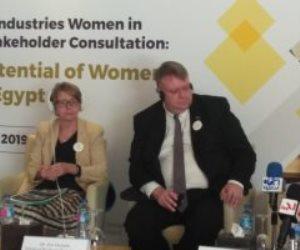 ماذا قال مدير العمل الدولية بالقاهرة عن دعم الحكومة المصرية لمشروعات المرأة؟