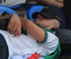نهائي أمم أفريقيا الجزائر السنغال.. جماهير يفترشون المدرجات بعد تأمين الدخول المبكر