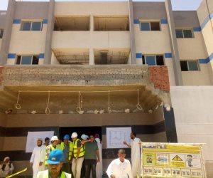 «قلة الفلوس» تعطل مستشفى براني بمطروح.. قصة مأساوية بالمدينة الساحلية (صور)
