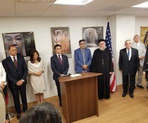 قنصلية مصر في نيويورك تحتفل بالذكرى 67 لثورة 23 يوليو