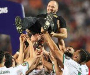الجزائر تتسلم كأس أمم أفريقيا بحضور مدبولى ورئيس الفيفا