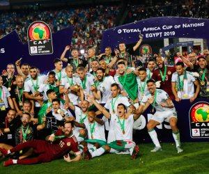 """فازت الجزائر بأمم أفريقيا.. ولم تتخلص من الـ""""نحس"""""""