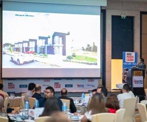 «بورتو جروب» تقيم أكبر تجمع لشركات التسويق العقاري في مصر لعرض أحدث مشروعات المجموعة جولف بورتو كايرو (صور)