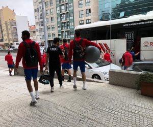 فخر مصر في كأس العالم.. منتخب شباب اليد يستعد لصربيا (صور)