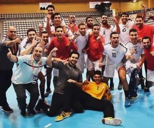 منتخب شباب كرة اليد يحصل على إشادات واسعة من الجماهير المصرية