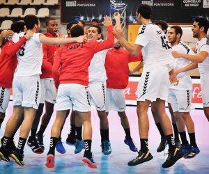 بعد انتصارات متتالية.. منتخب شباب اليد على موعد مع مباراة قوية أمام صربيا