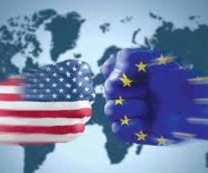 طبول الحرب التجارية بين أوروبا وأمريكا تقرع..  وهذا ما حدث للأسواق العالمية