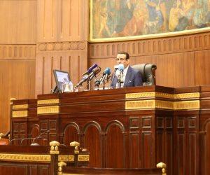 متحدث النواب: ناقشنا 156 مشروع قانون في دور الانعقاد الرابع فقط (صور)