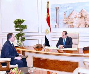 قرار جمهورى بتعيين جمال نجم ورامي أبو النجا نائبين لمحافظ البنك المركزى