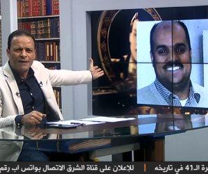 فى لعبة الصراحة.. هشام عبد الله (بهلوان الإخوان) يشتم معتز مطر ومحمد ناصر وأيمن نور